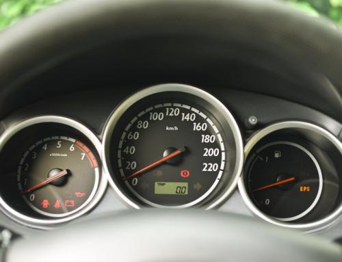 Nieuwe of gebruikte auto niet op basis van lage kilometerstand